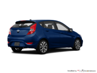 2016 Hyundai Accent 5 Doors GLS | Photo 2 | Pacific Blue