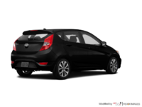 2016 Hyundai Accent 5 Doors GLS | Photo 2 | Ultra Black