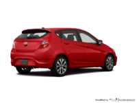 2016 Hyundai Accent 5 Doors GLS | Photo 2 | Boston Red