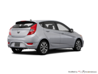 2016 Hyundai Accent 5 Doors GLS | Photo 2 | Ironman Silver