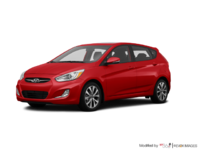 2016 Hyundai Accent 5 Doors GLS | Photo 3 | Boston Red