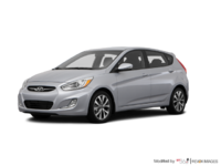 2016 Hyundai Accent 5 Doors GLS | Photo 3 | Ironman Silver