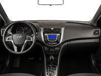 2016 Hyundai Accent 5 Doors GLS | Photo 3 | Black Premium Cloth