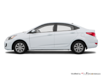 2016 Hyundai Accent Sedan LE | Photo 1 | Century White