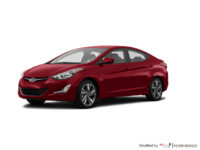 2016 Hyundai Elantra GLS | Photo 3 | Geranium Red