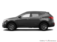 2016 Hyundai Santa Fe Sport 2.4 L FWD | Photo 1 | Platinum Graphite