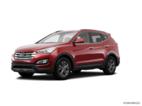 2016 Hyundai Santa Fe Sport 2.4 L FWD | Photo 3 | Serrano Red