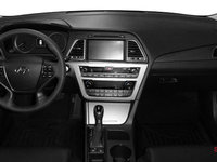 2016 Hyundai Sonata SPORT TECH | Photo 3 | Black Cloth/Letherette