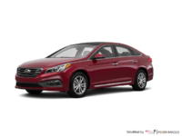 2016 Hyundai Sonata SPORT ULTIMATE | Photo 3 | Venetian Red