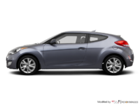 2016 Hyundai Veloster BASE | Photo 1 | Triathlon Grey
