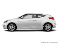 2016 Hyundai Veloster BASE | Photo 1 | Century White