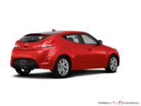 2016 Hyundai Veloster BASE | Photo 2 | Boston Red