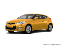 2016 Hyundai Veloster BASE | Photo 3 | Sunflower Yellow