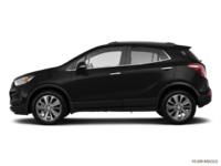 2017 Buick Encore BASE | Photo 1 | Ebony Twilight Metallic