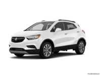 2017 Buick Encore BASE | Photo 3 | Summit White