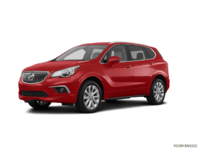 2017 Buick Envision Premium II | Photo 3 | Chili Red Metallic