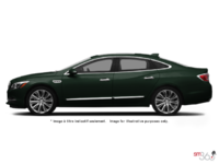 2017 Buick LaCrosse BASE | Photo 1 | Dark Forest Green Metallic