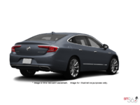 2017 Buick LaCrosse BASE | Photo 2 | Graphite Grey Metallic