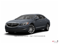 2017 Buick LaCrosse BASE | Photo 3 | Graphite Grey Metallic