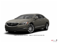 2017 Buick LaCrosse BASE | Photo 3 | Pepperdust Metallic