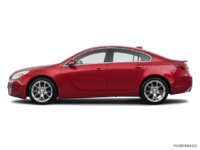 2017 Buick Regal Sportback GS | Photo 1 | Crimson Red