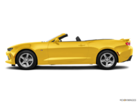 2017 Chevrolet Camaro convertible 1LT | Photo 1 | Bright Yellow