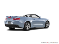 2017 Chevrolet Camaro convertible 1LT | Photo 2 | Arctic Blue Metallic