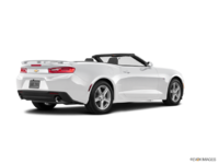 2017 Chevrolet Camaro convertible 1LT | Photo 2 | Summit White