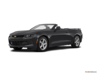 2017 Chevrolet Camaro convertible 1LT | Photo 3 | Nightfall Grey Metallic