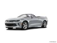 2017 Chevrolet Camaro convertible 1LT | Photo 3 | Silver Ice Metallic