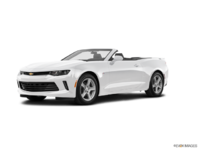 2017 Chevrolet Camaro convertible 1LT | Photo 3 | Summit White