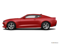 2017 Chevrolet Camaro coupe 1LS | Photo 1 | Garnet Red