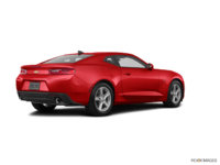 2017 Chevrolet Camaro coupe 1LS | Photo 2 | Red Hot
