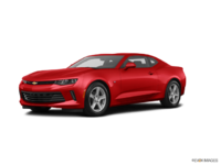 2017 Chevrolet Camaro coupe 1LS | Photo 3 | Red Hot