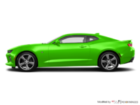 2017 Chevrolet Camaro coupe 1SS | Photo 1 | Krypton Green
