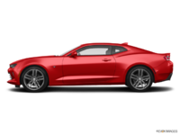 2017 Chevrolet Camaro coupe 2LT | Photo 1 | Red Hot