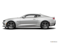 2017 Chevrolet Camaro coupe 2LT | Photo 1 | Silver Ice Metallic