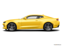 2017 Chevrolet Camaro coupe 2LT | Photo 1 | Bright Yellow