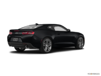 2017 Chevrolet Camaro coupe 2LT | Photo 2 | Black