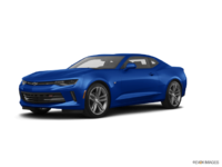 2017 Chevrolet Camaro coupe 2LT | Photo 3 | Hyper Blue Metallic
