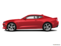 2017 Chevrolet Camaro coupe 2SS | Photo 1 | Red Hot