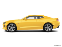 2017 Chevrolet Camaro coupe 2SS | Photo 1 | Bright Yellow