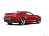 2017 Chevrolet Camaro coupe 2SS | Photo 2 | Garnet Red