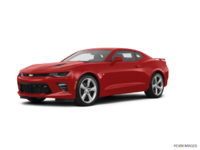 2017 Chevrolet Camaro coupe 2SS | Photo 3 | Garnet Red