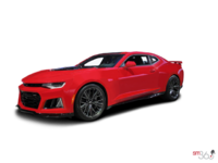 2017 Chevrolet Camaro coupe ZL1 | Photo 3 | Red Hot