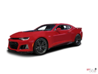2017 Chevrolet Camaro coupe ZL1 | Photo 3 | Garnet Red