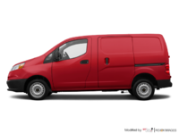 2017 Chevrolet City Express 1LS | Photo 1 | Furnace Red