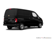 2017 Chevrolet City Express 1LS | Photo 2 | Black Pipe