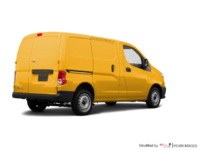 2017 Chevrolet City Express 1LS | Photo 2 | Sunglow Yellow