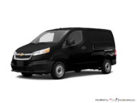 2017 Chevrolet City Express 1LS | Photo 3 | Black Pipe